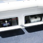 Enclosed Battery Compartment