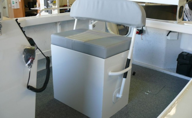how to make fiberglass boat seat boxes