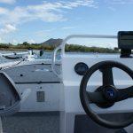 Sports Side Console w/Steering